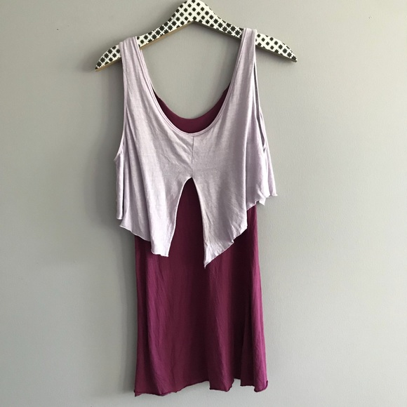 Free People Other - Free People Beach Coverup Purple
